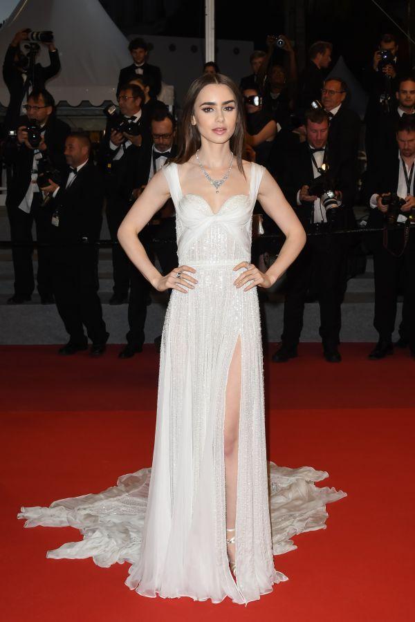 e37d7c256aeb Čo mali oblečené najkrajšie celebrity v Cannes 2017