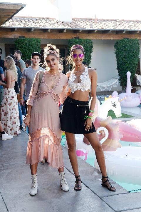 9e07a9382dab Najlepšie oblečené celebrity na Coachella 2017