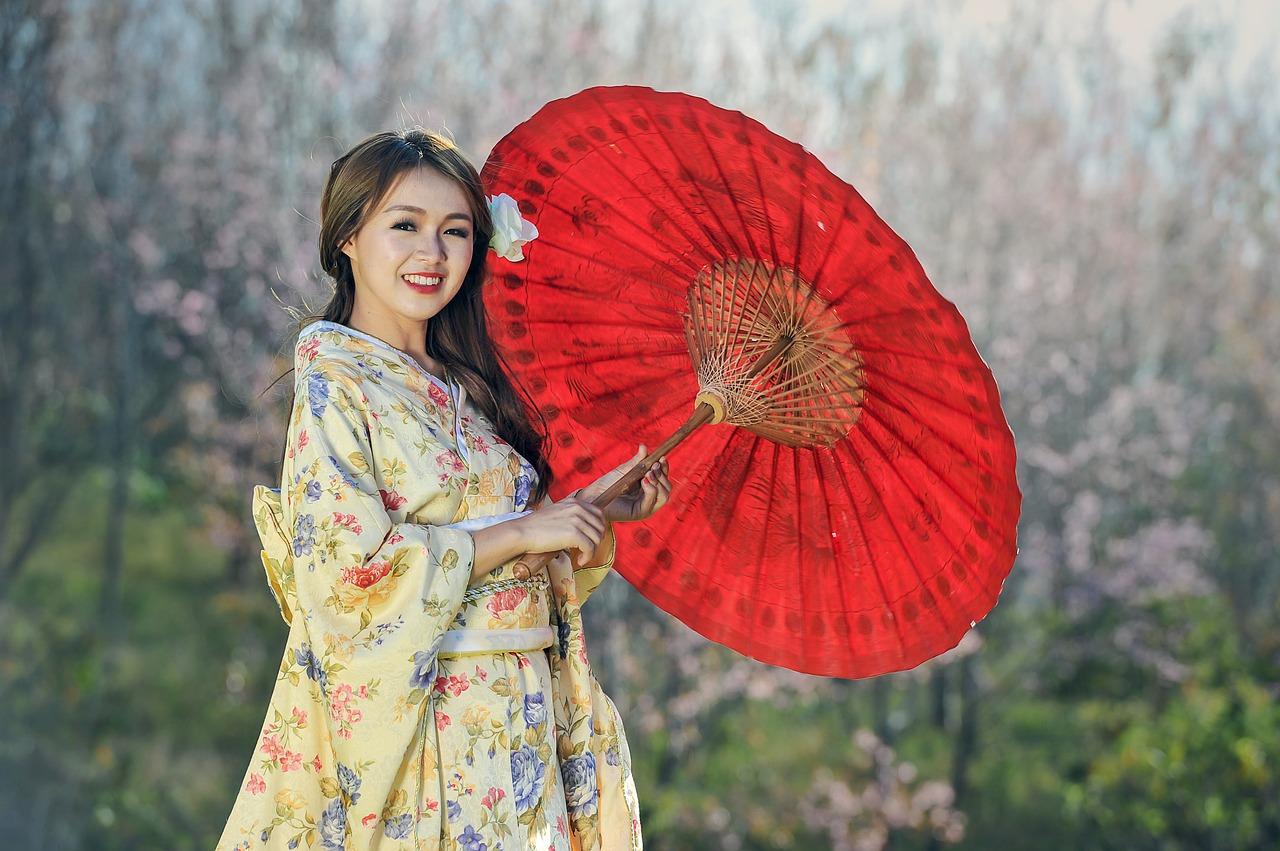 ab238cc53c8c Tradičné kimono svedčí každej japonskej žene.