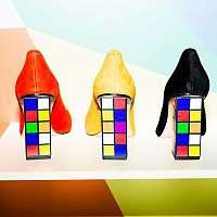 Farebné a bláznivé! Topánky od Katy Perry môžeš vlastniť aj ty!