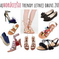 V akých topánkach nešliapnete toto leto vedľa?