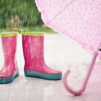 Chcete byť trendy v daždi? Obujte si gumáky!