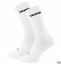 ponožky HORSEFEATHERS - DELETE PREMIUM - WHITE -