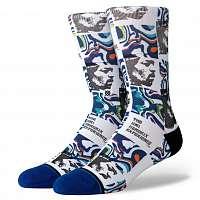 ponožky JIMI HENDRIX - DISSOLVE - MULTI - STANCE - U558D19HDI-MUL