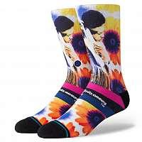 ponožky JIMI HENDRIX - SUNFLOWERS - MULTI - STANCE - U525D19JIM-MUL