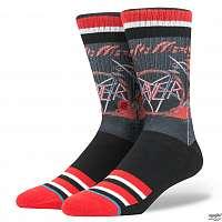 ponožky SLAYER - BLACK - M556A17SLA-BLK