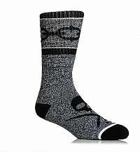 ponožky SULLEN - LINKED - HEATHER GREY - SCA2825_HGY