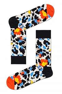 Happy Socks - Ponožky Leopard Sock