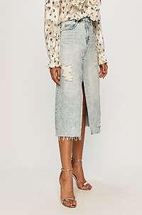 Miss Sixty - Rifľová sukňa