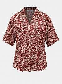 Alcott červené košeľa