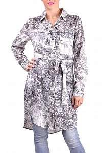 Anany košeľové šaty Valencia