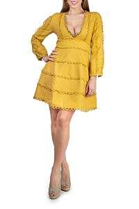 Anany žlté šaty Natal
