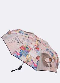 Anekke modrý vystreľovací dáždnik India