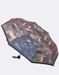 Anekke modrý skladací dáždnik Miss Anekke
