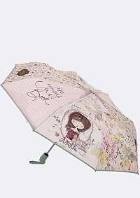 Anekke zelený vystreľovací dáždnik Jane