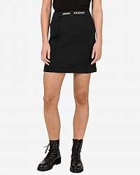 Armani Exchange čierne dámska sukňa