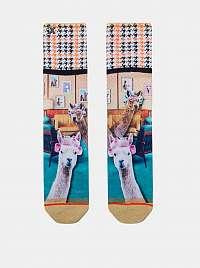 Béžové dámske ponožky XPOOOS