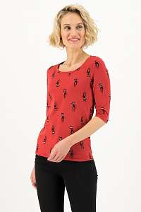 Blutsgeschwister červené tričko Kitties Lover