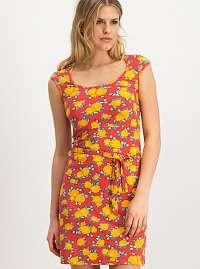 Blutsgeschwister farebné šaty Blumengarten