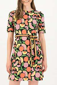 Blutsgeschwister farebné šaty So Frei Smoothie Fruits
