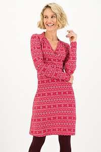 Blutsgeschwister ružové šaty Perfect In Every Way