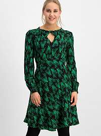 Blutsgeschwister zelené šaty