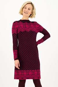 Blutsgeschwister zimné šaty Stricklizzi Dress Penny Port