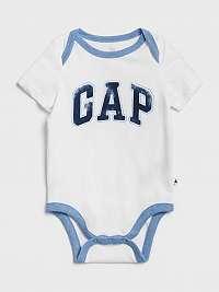 Body GAP Logo Biela