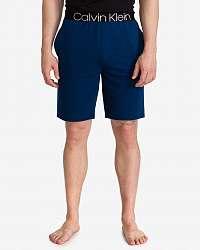 Calvin Klein modré pánske kraťasy
