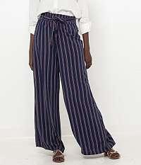 CAMAIEU modré nohavice