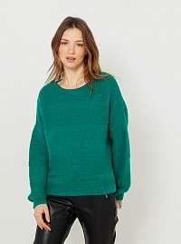 CAMAIEU zelené dámsky sveter