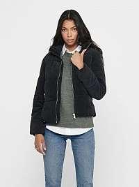 Čierna bunda Jacqueline de Yong New Lexa