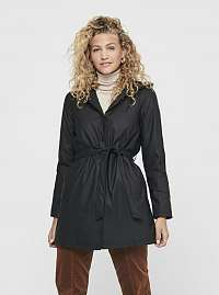 Čierna bunda Jacqueline de Yong Shelly