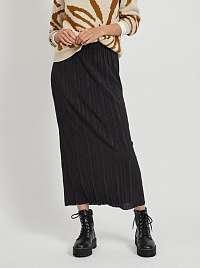 Čierna maxi sukňa .OBJECT Tilia