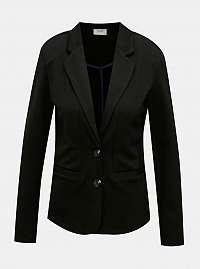 Čierne sako Jacqueline de Yong Pretty