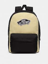 Čierno-žltý batoh VANS 22 l