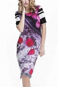 Culito from Spain farebné šaty Cerezas
