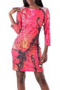 Culito from Spain ružové šaty Crepúsculo&Mar