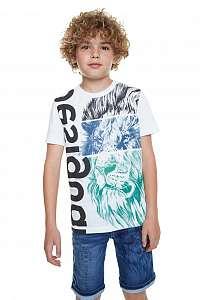Desigual chlapčenské tričko TS Freddie