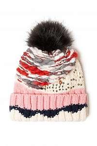 Desigual farebná čiapka Hat Brilliant