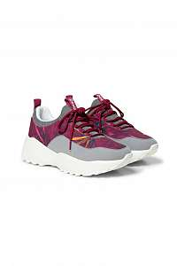 Desigual farebné tenisky na platforme Shoes Chunky Sneaker Ethnic -