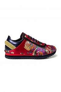 Desigual farebné tenisky Shoes Pegaso Loto -