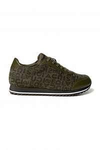 Desigual khaki tenisky Shoes Pegaso Desigual -
