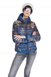 Desigual modrá bunda Padded Ankor