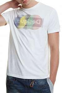Desigual pánske tričko TS Karamat