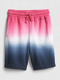Detské kraťasy GAP Logo pull-on shorts Farebná