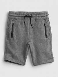 Detské kraťasy gapfit fit tech pull-on shorts Šedá