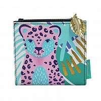Disaster farebné dámska peňaženka Savannah Wallet With Leopard