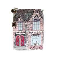 Disaster farebné malá peňaženka Home Dalmatit Wallet