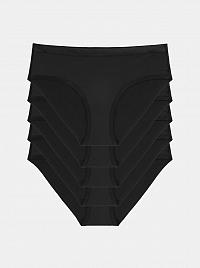 Dorina čierne dámske 5 pack nohavičky